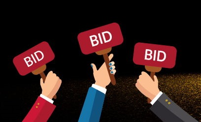 NCPAC Auction Has Been Extended! 9/10/18 – 11/15/18