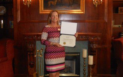 Congratulations to Ashley Garren, GRI Recipient!