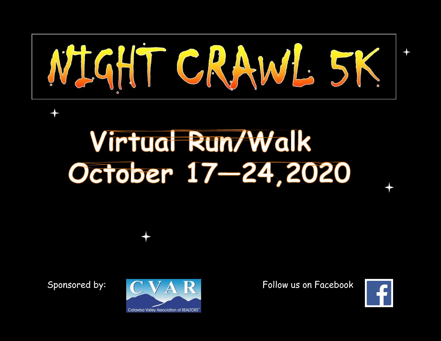 Night Crawl Virtual 5K
