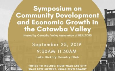 Symposium on Community Development & Economic Growth in the Catawba Valley
